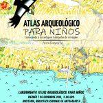UCN LANZA ATLAS ARQUEOLÓGICO PARA NIÑOS EN LA BIBLIOTECA REGIONAL