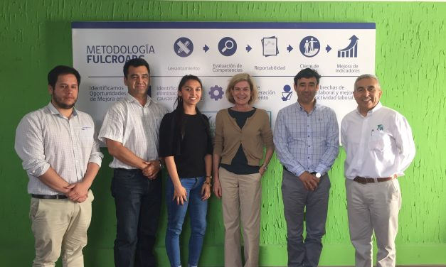 FULCROABC RECIBE VISITA DE EXPERTA INTERNACIONAL EN INNOVACIÓN Y DESARROLLO TECNOLÓGICO