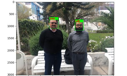 Ingeniero UCN desarrolla software de identificación y reconocimiento facial