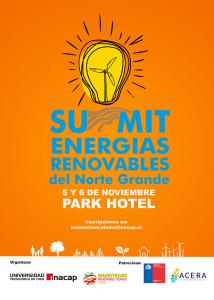 Sumit energías renovables del norte grande