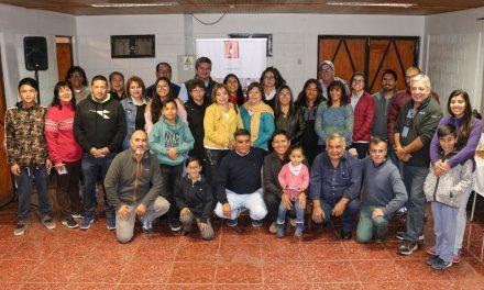 """IMPLEMENTARÁN CALEFACTORES SOLARES Y ALARMAS COMUNITARIAS EN SECTOR """"7 DE JULIO"""" DE KAMAC MAYU"""