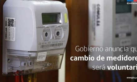 RECAMBIO DE MEDIDORES SERÁ VOLUNTARIO