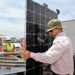 CONSORCIO ATAMOSTEC EXHIBIRÁ PANELES FOTOVOLTAICOS DE ALTO RENDIMIENTO QUE REDUCIRÍAN COSTO DE LA ENERGÍA SOLAR