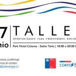 Taller: Oportunidades para Proveedores Regionales