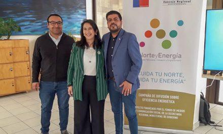 """LANZAMIENTO DE CAMPAÑA DE DIFUSIÓN SOBRE EFICIENCIA ENERGÉTICA """"CUIDA TU NORTE, CUIDA TU ENERGÍA"""""""