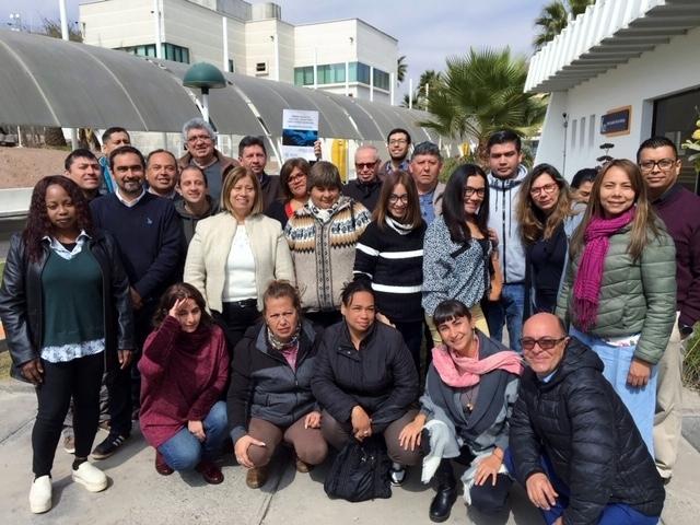 PONEN EN MARCHA PRIMERA ESCUELA DE MONITORES COMUNITARIOS EN ASUNTOS MIGRATORIOS