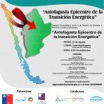"""Seminario """"Antofagasta Epicentro de la Transición Energética"""""""