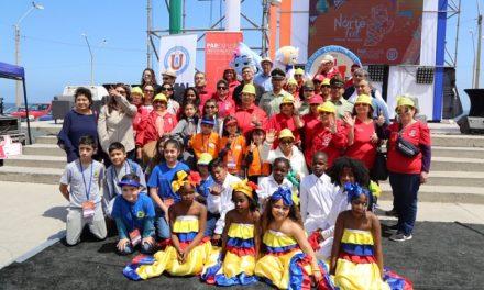 CINCO MIL VISITANTES REUNIÓ NORTE FEST DE PAR EXPLORA EN ANTOFAGASTA