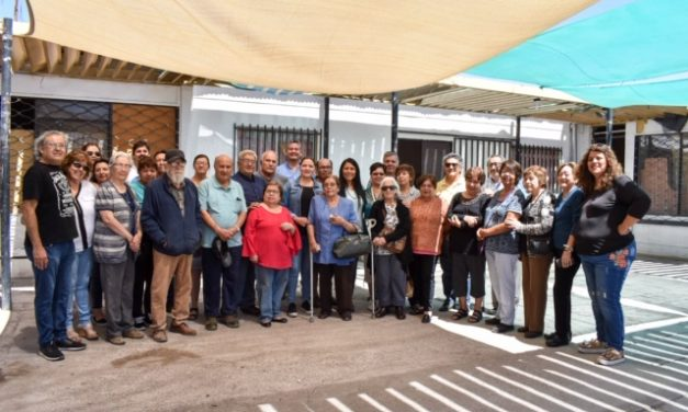 ADULTOS MAYORES DE VILLA AYQUINA RECIBIRÁN CALEFACTORES SOLARES