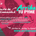 CORFO LANZA INÉDITA PLATAFORMA PÚBLICO PRIVADA PARA AYUDAR A LAS PYMES