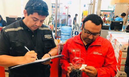SEREMI DE ENERGÍA JUNTO A SEC FISCALIZAN VENTA DE PRODUCTOS NAVIDEÑOS CERTIFICADOS