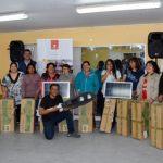 35 NUEVOS POSTES SOLARES ILUMINARÁN ESPACIOS PÚBLICOS EN LA POBLACIÓN FRANCISCO SEGOVIA