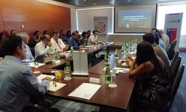 CLÚSTER DE ENERGÍA DE CORFO ANTOFAGASTA AVANCES Y DESAFÍOS 2020
