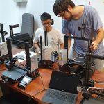 CON IMPRESORAS 3D EQUIPO DE LA UCN CONSTRUYE ESCUDOS FACIALES PARA SAMU Y HOSPITAL REGIONAL