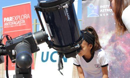 CONOZCA LOS PANORAMAS PARA CELEBRAR EL DÍA DE LA ASTRONOMÍA EN ANTOFAGASTA