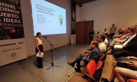 INVESTIGACIÓN DE VANGUARDIA, MUJERES EN LA CIENCIA Y CAMBIOS SOCIOAMBIENTALES SERÁN EJES DEL FESTIVAL DE CIENCIA PUERTO DE IDEAS ANTOFAGASTA 2020