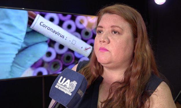 """DOCTORA ALICIA MARCOLETA Y CONTAGIO DEL CORONAVIRUS: """"CUANDO LA PERSONA PRESENTA SÍNTOMAS, ES CUANDO INFECTA AL RESTO"""""""