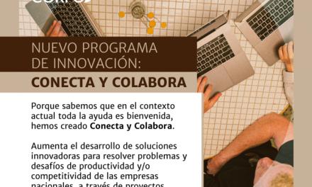 LANZAN NUEVO PROGRAMA PARA QUE EMPRESAS CHILENAS INNOVEN EN PROYECTOS COLABORATIVOS ANTE EMERGENCIA POR COVID-19