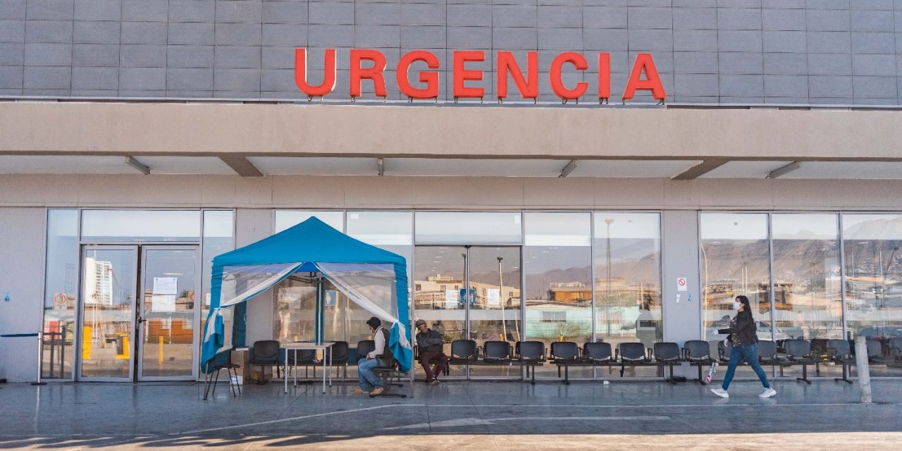 URGENCIA DE HOSPITAL SERÁ DESTINADA A CUADROS RESPIRATORIOS