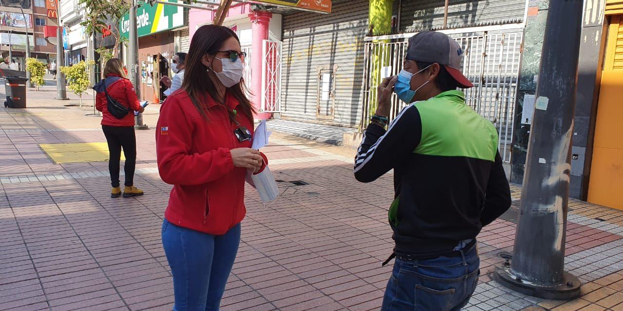 MUNICIPALIDAD CONTINÚA FISCALIZACIONES EN SEGUNDO DÍA DE CUARENTENA