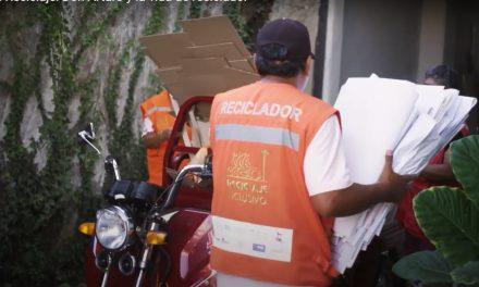 AUTORIDAD AMBIENTAL PIDE REDOBLAR ESFUERZOS AL MOMENTO DE RECICLAR