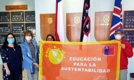 CINCO ESTABLECIMIENTOS EDUCACIONALES SE INTEGRAN A LA RED DE ESCUELAS SUSTENTABLES DE LA REGIÓN