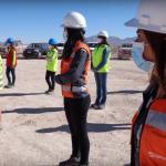 Reconocimiento a las mujeres que trabajan la construcción del parque eólico de Tchamma de Mainstream LATAM