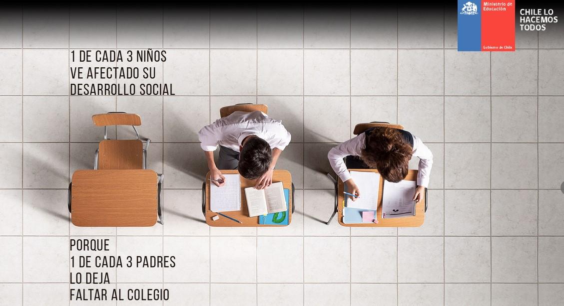 MINEDUC CONFORMA GRUPO DE TRABAJO CON EXPERTOS EN EDUCACIÓN PARA ABORDAR DESERCIÓN ESCOLAR
