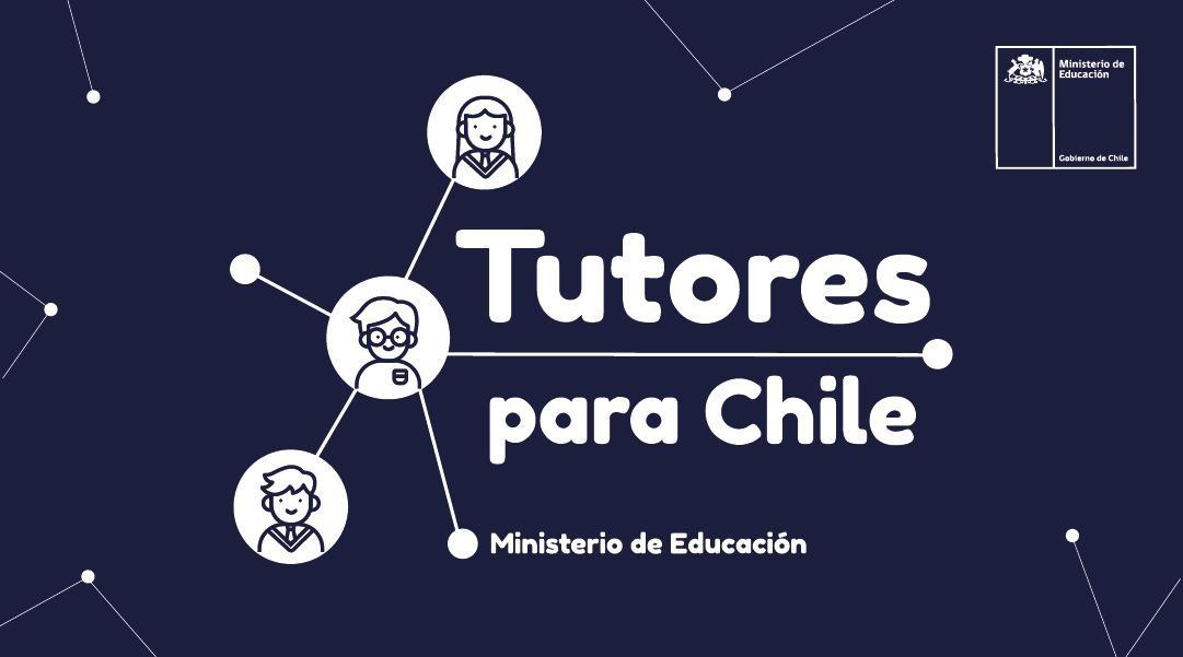 MINEDUC LANZA RED DE TUTORES CON ESTUDIANTES DE PEDAGOGÍA