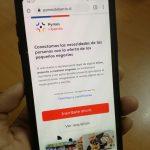 Gobierno lanza plataforma 'Pymes de Barrio' para digitalizar y expandir ventas de pymes a todo el país