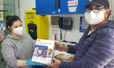 SQM entregó implementos de seguridad al Laboratorio de Virología Molecular UA