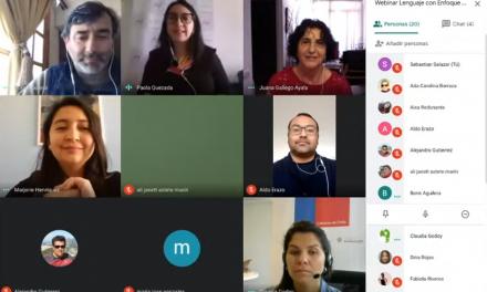 Webinar Género y Prensa (Comunicación) 26-06-2020