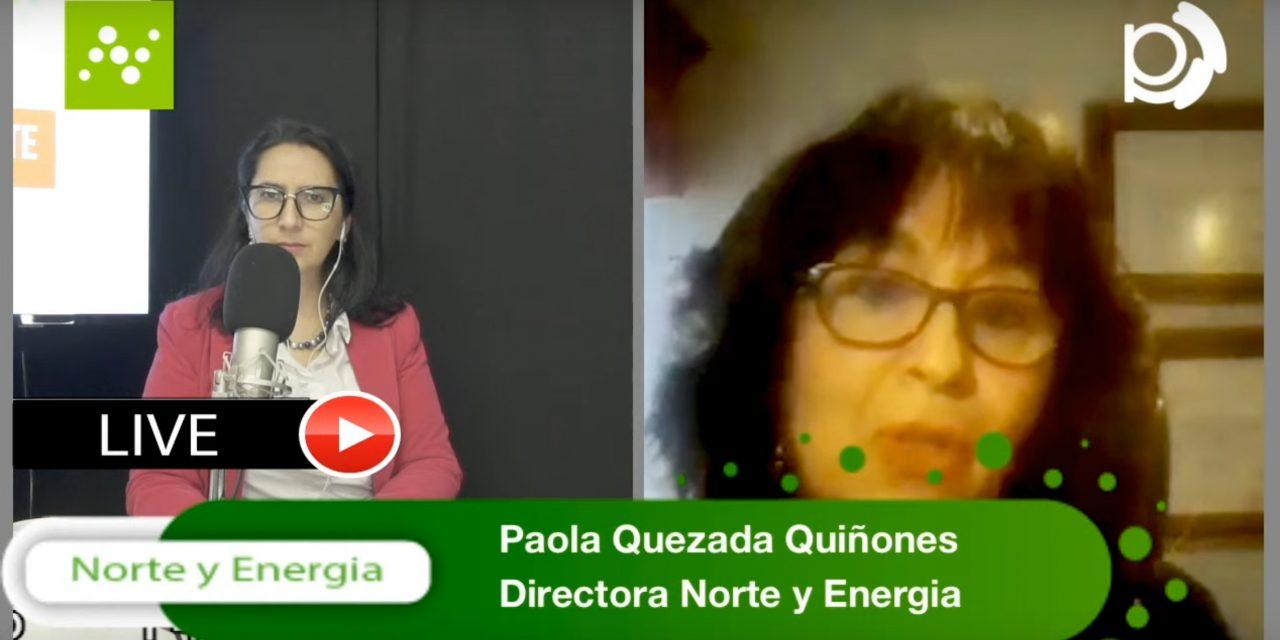 Transmisión en directo de Norte y Energía