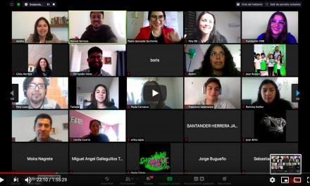 """Webinar """"Reciclaje y Comunidad en la Región de Antofagasta"""""""