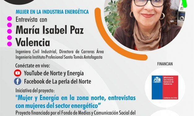 Mujer en la industria energética