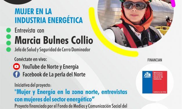 ENTREVISTA MUJER Y ENERGÍA EN LA ZONA NORTE CAPÍTULO 1: 08 DE JULIO