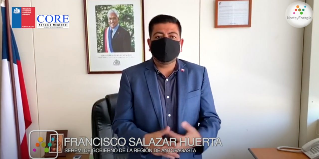 Saludo Seremi Gobierno