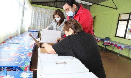 Vamos Juntos de BHP entrega 90 cajas de alimentos a familias de Antofagasta