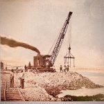 Puerto de Antofagasta rememora inicios de construcción a más de 100 años de su historia