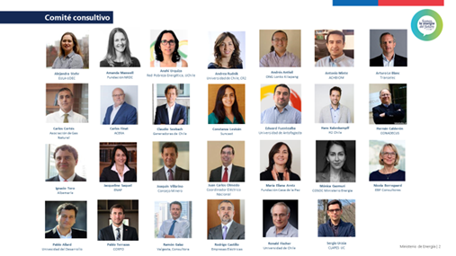 Con participación de 4 ministros y 20 expertos:  Ministro Jobet lanzó Comité Consultivo de actualización de la Política Energética
