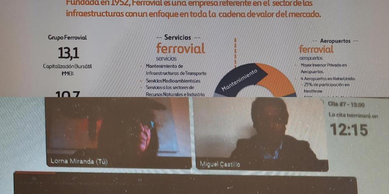 Puerto Antofagasta es parte del Mes de la Minería participando en la Ruedas de Negocios
