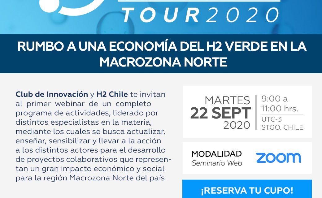 MISIÓN CAVENDISH TOUR 2020 MACRO ZONA NORTE 22 SEPT. 9:00 HRS VÍA ZOOM