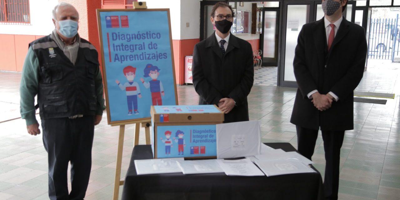 Establecimientos podrán aplicar diagnóstico integral en modalidad 100% virtual para conocer el estado socioemocional de los estudiantes y sus aprendizajes