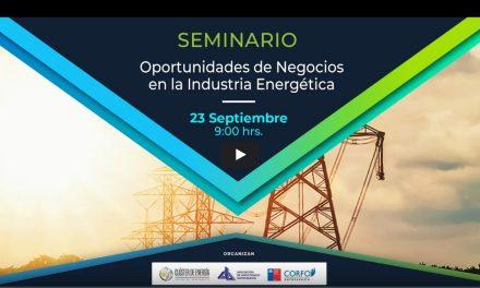 """Seminario """"Oportunidades de Negocios en la Industria Energética"""""""