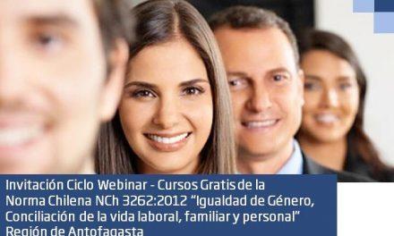 SernamEG y Aenor impartirán cursos gratuitos orientados a regular la vida laboral y familiar