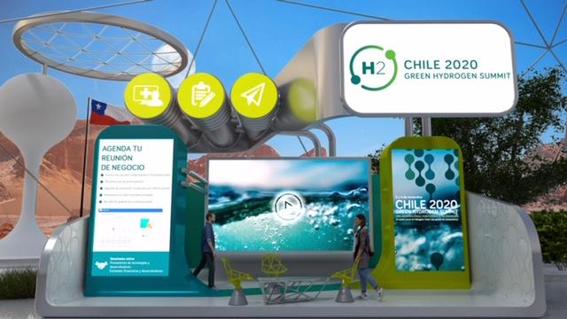 Empresas internacionales exponen tecnologías y beneficios del hidrógeno verde