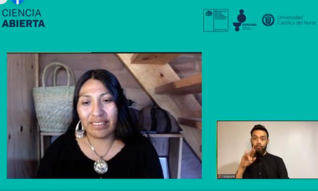 Investigadora atacameña dictó charla en vivo sobre el rol y simbolismo de los cerros para los pueblos indígenas