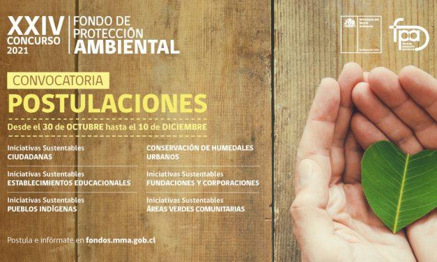 Invitan a organizaciones sociales de la región de Antofagasta a postular al Fondo de Protección Ambiental 2021