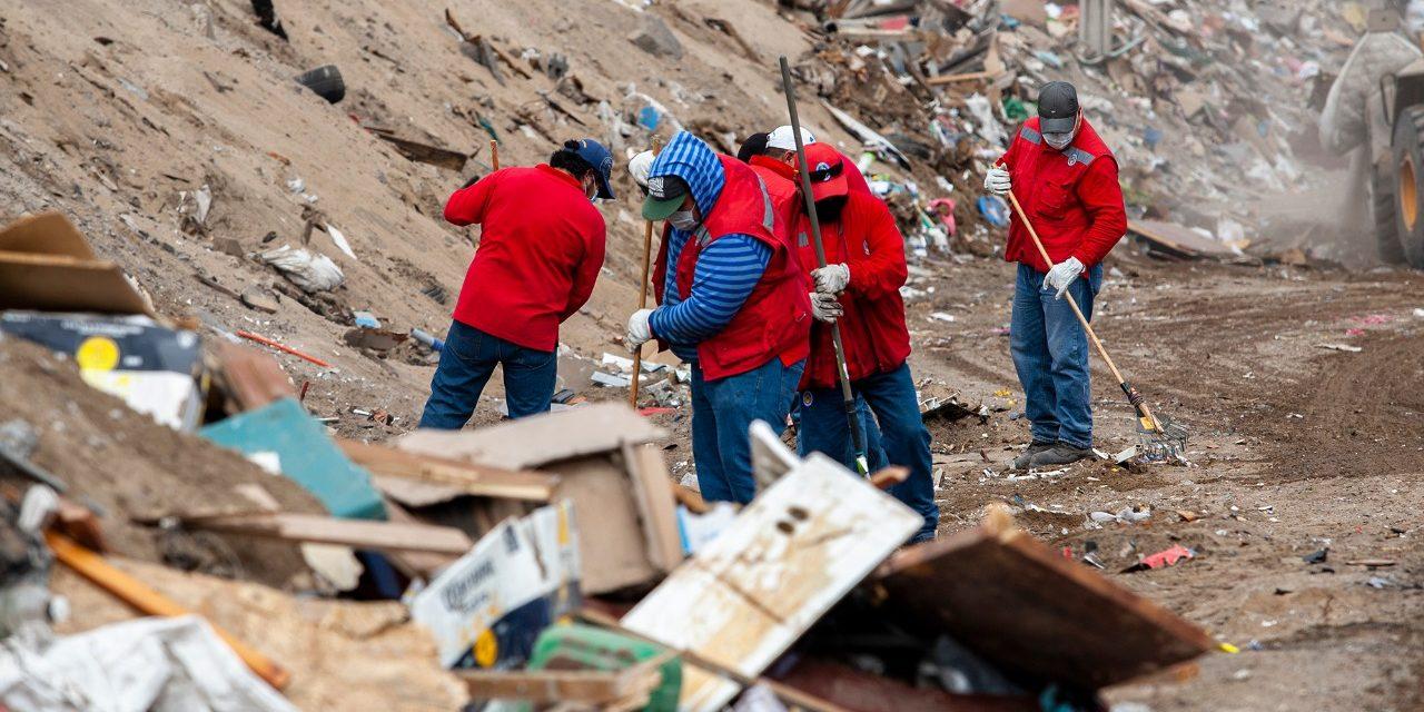 Gobierno Regional, Municipio y entidades privadas realizaron operativo de intervención en sector La Chimba Alto de Antofagasta