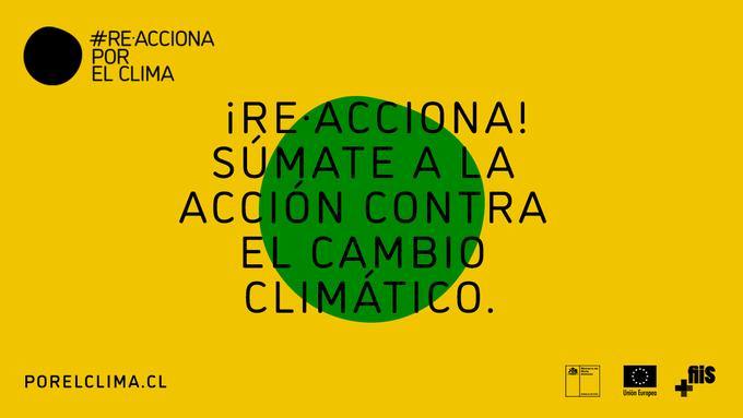 Lanzan programa Re-acciona por el clima en la macrozona norte del país